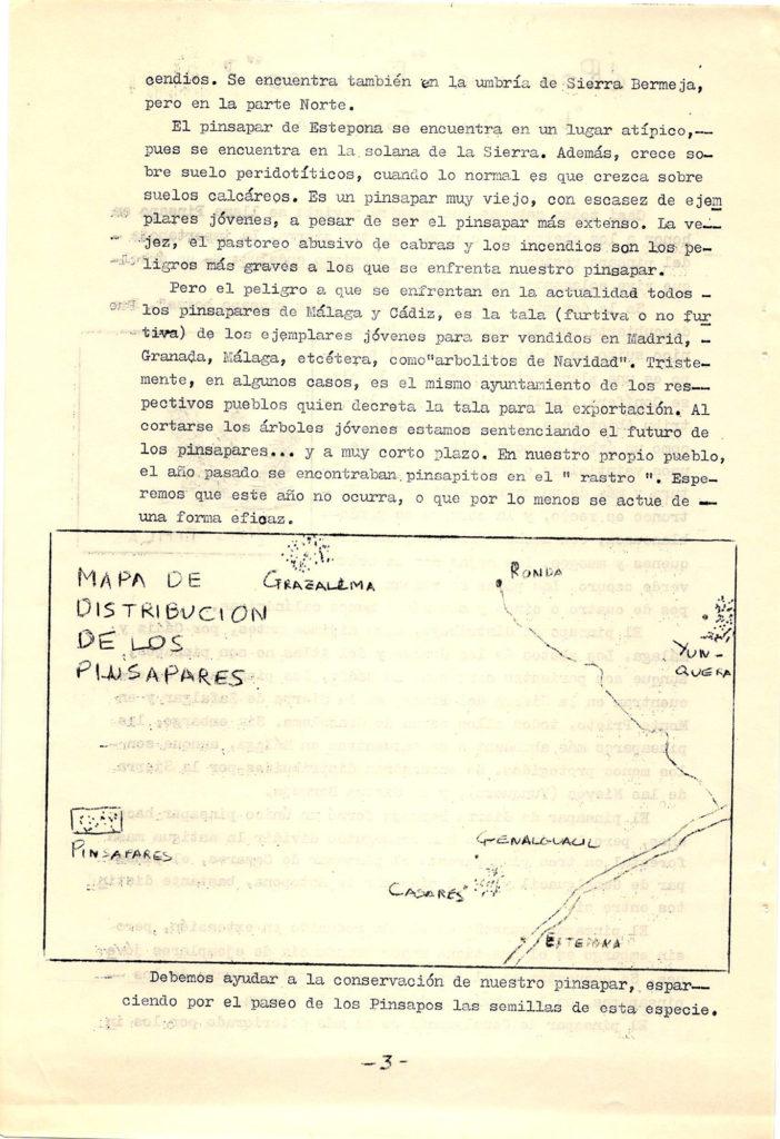 IES Monterroso - Revista Pinsapo 1984