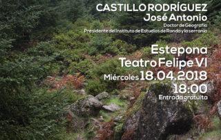 Conferencia de José Antonio Castillo Rodríguez