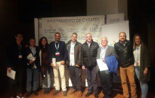Jornadas sobre Sierra Bermeja organizadas por FGUMA en Casares