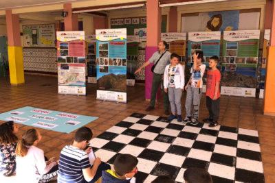 Charlas divulgativas en el CEIP Simón Fernández
