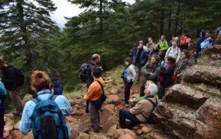 Felipe Román. Jornada sobre Sierra Bermeja organizada por FGUMA en Casares