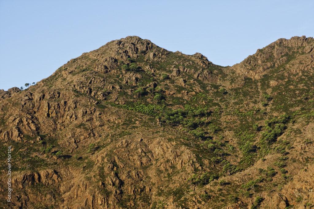 Geología de Sierra Bermeja
