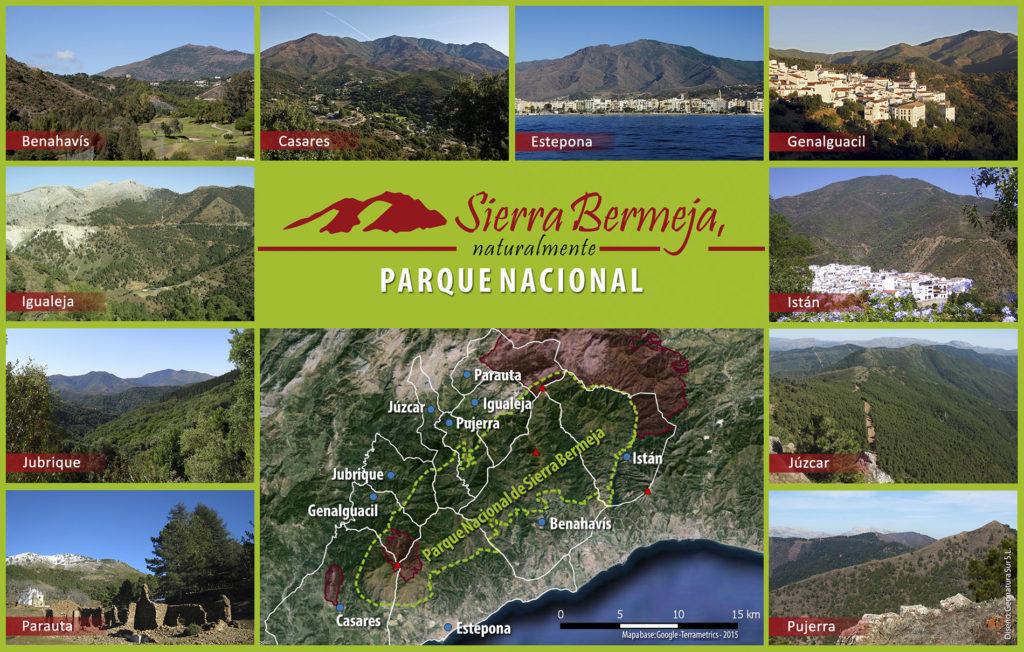 Municipios de Sierra Bermeja