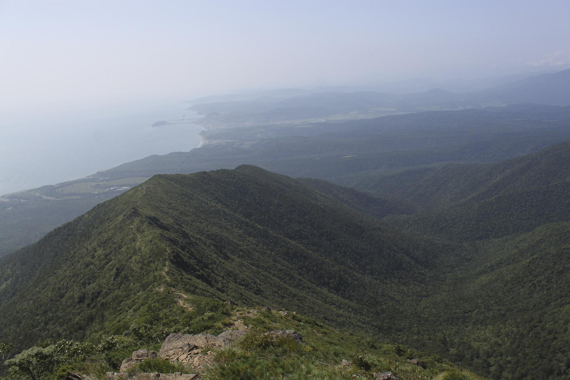 Mt.Apoi Geopark (Japón)