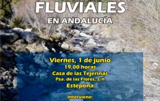 Reservas fluviales en Andalucía
