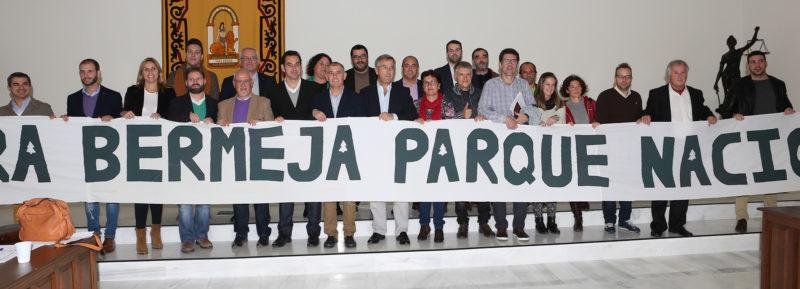 Ayuntamientos apoyan la creación del Parque Nacional de Sierra Bermeja