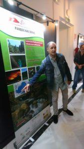 Exposición en Estepona sobre Sierra Bermeja
