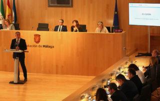 La Diputación apoya Sierra Bermeja Parque Nacional