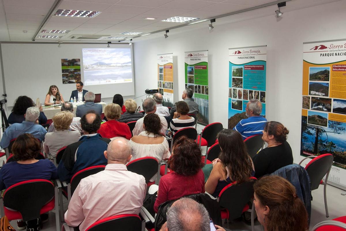 Exposición y conferencia sobre Sierra Bermeja en San Pedro de Alcántara