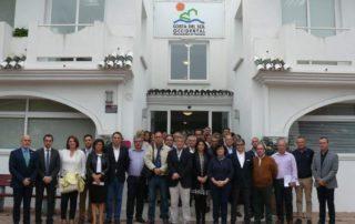 Mancomunidad Costa del Sol apoya Sierra Bermeja Parque Nacional