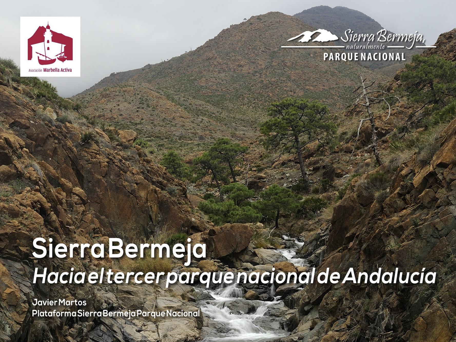 Conferencia en Marbella sobre Sierra Bermeja