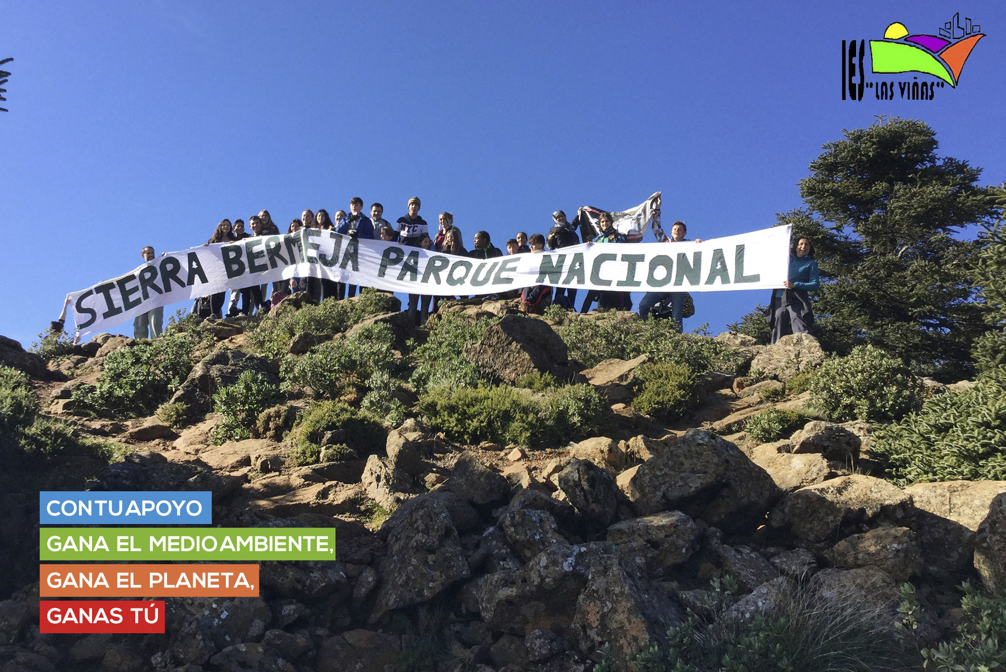 Jornadas sobre Sierra Bermeja en el IES Las Viñas