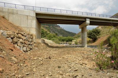 Afección a la ZEC del río Guadaiza (Benahavís)