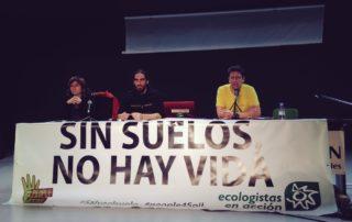 XVIII Asamblea Confederal de Ecologistas en Acción