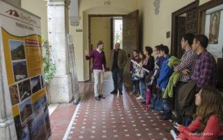 Conferencia en la Universidad de Sevilla sobre Sierra Bermeja