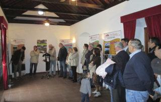 Istán alberga la exposición Sierra Bermeja Parque Nacional