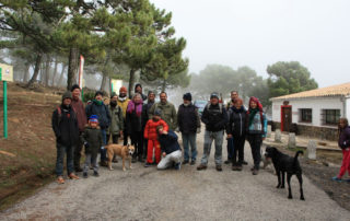 X Aniversario Plataforma Sierra Bermeja Parque Nacional