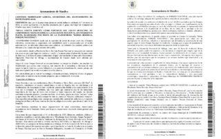 El Ayto de Manilva apoya la declaración de Sierra Bermeja como Parque Nacional
