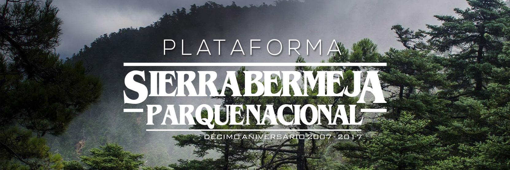 Plataforma Sierra Bermeja Parque Nacional - X Aniversario