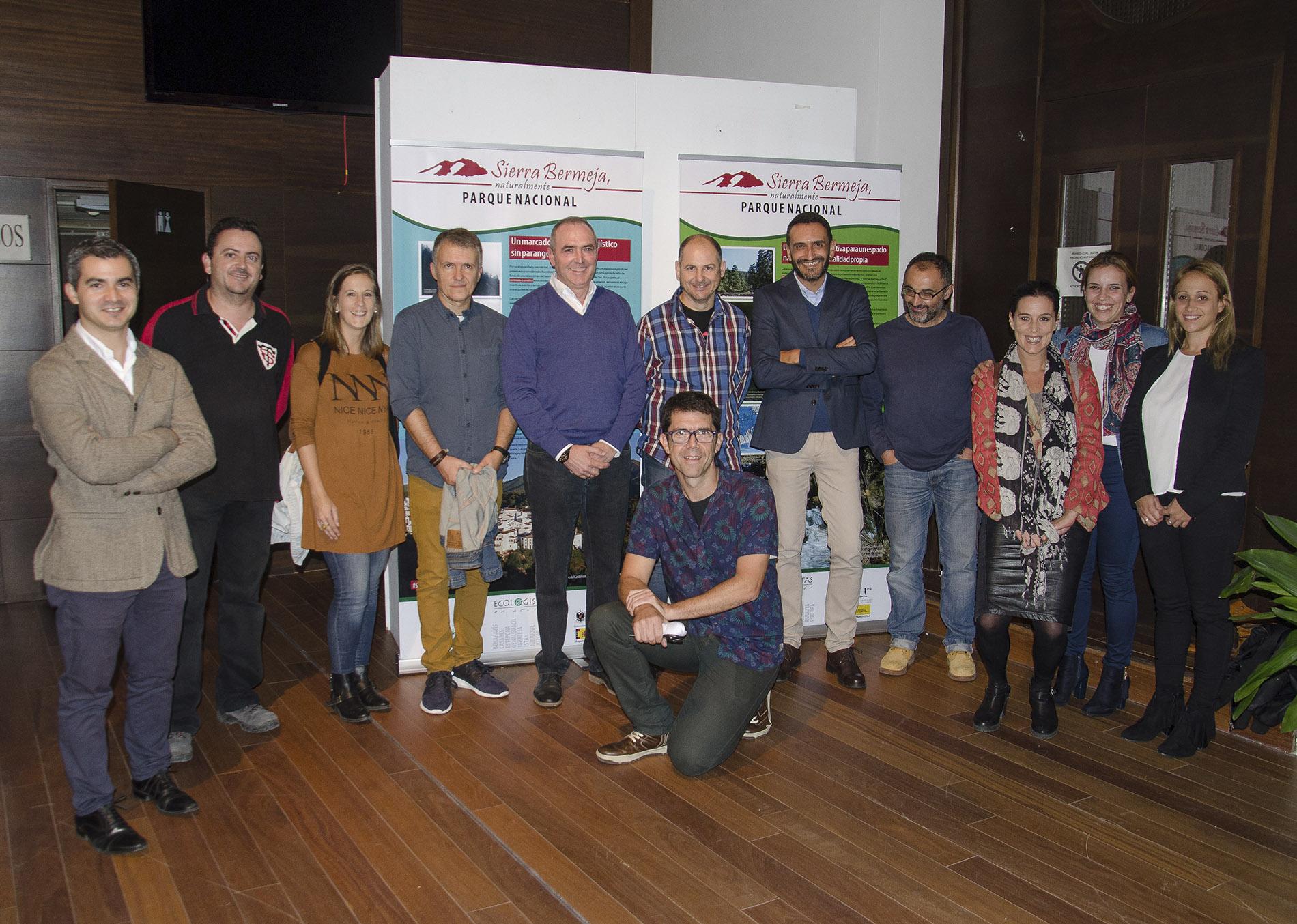 Presentada en Casares (Nov, 2015) la campaña Sierra Bermeja Parque Nacional