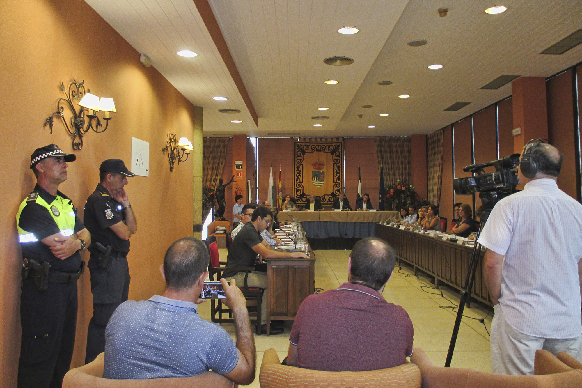 El ayuntamiento de Estepona apoya la declaración de Sierra Bermeja como parque nacional