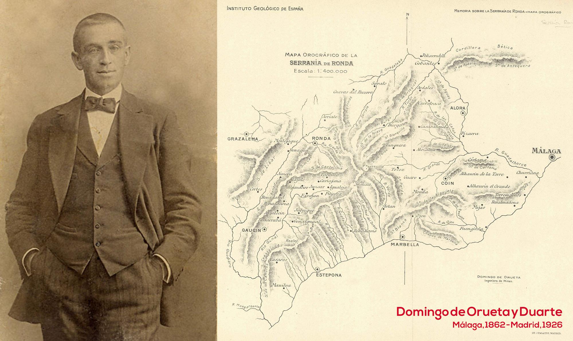 Domingo de Orueta y Duarte
