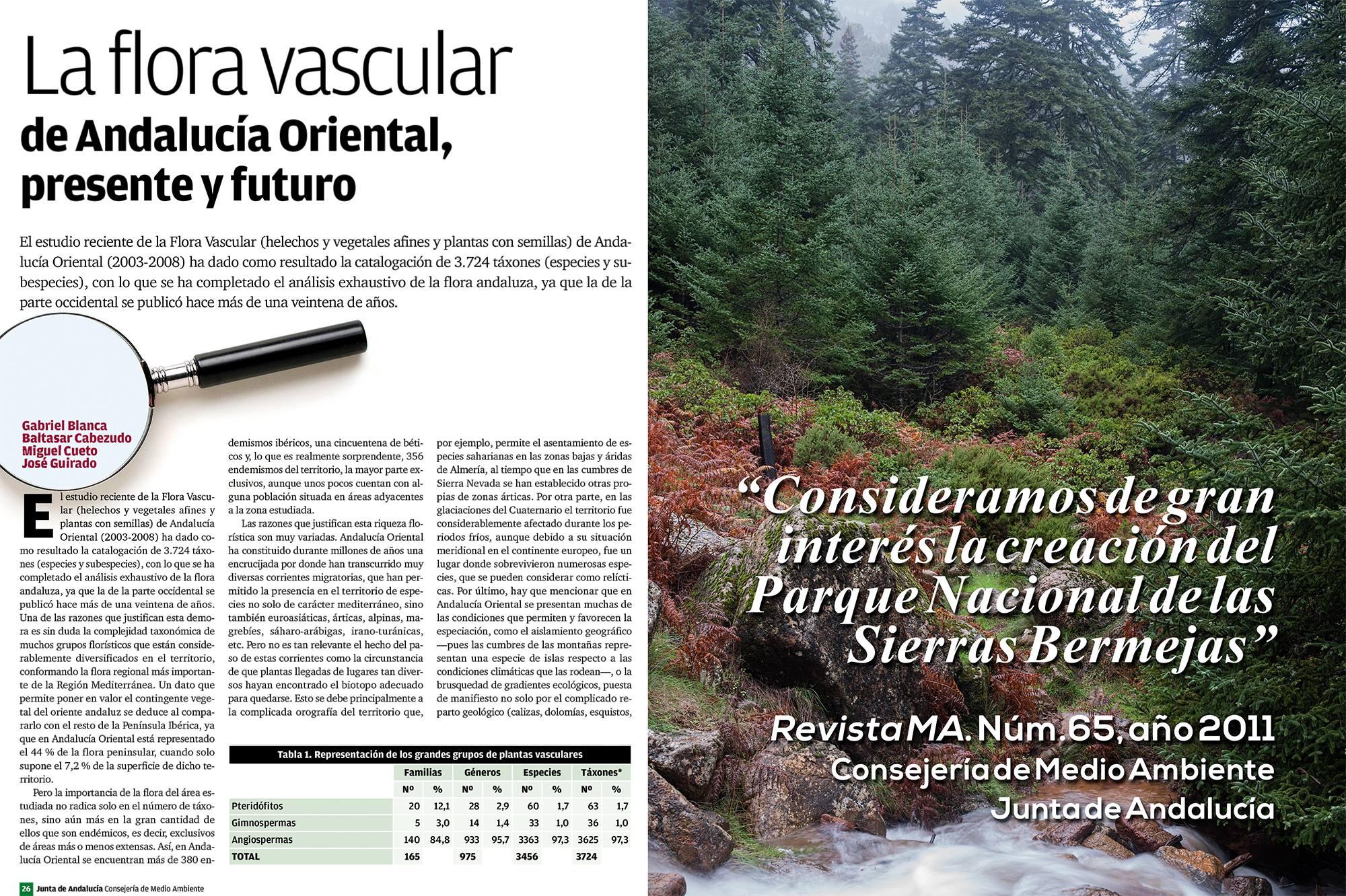 Revista MA núm.65 -2011