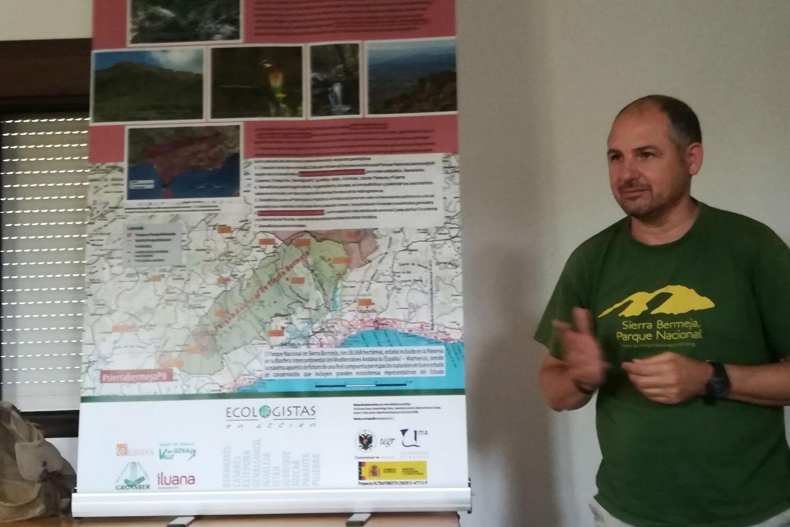 Jornadas sobre Parques Nacionales en la EOT