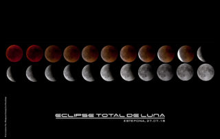 Eclipse total de Luna 27.07.18