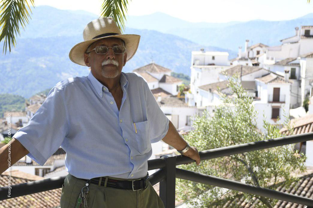 Francisco Castillo Rodríguez (Foto: Serranía Comunicación)