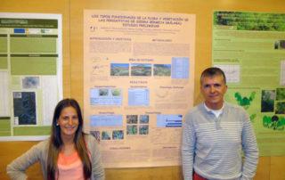 Sierra Bermeja en el VII Congreso español de biogeografía