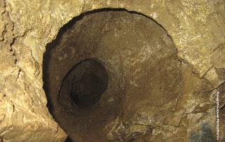 Atanor de la mina Conchita de Sierra Bermeja