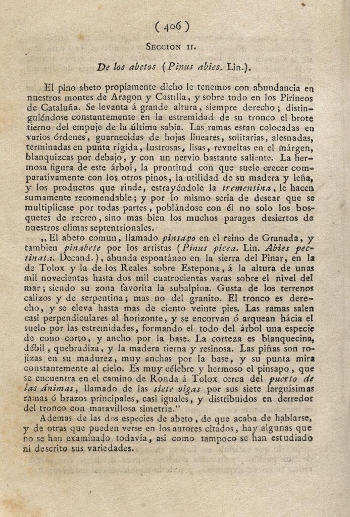 Descripción de Clemente, en Agricultura General de Gabriel Alonso de Herrera, edición de 1818