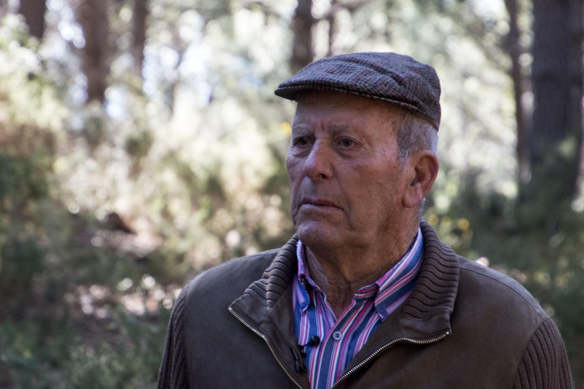 Juan Cabas Benítez, peguero