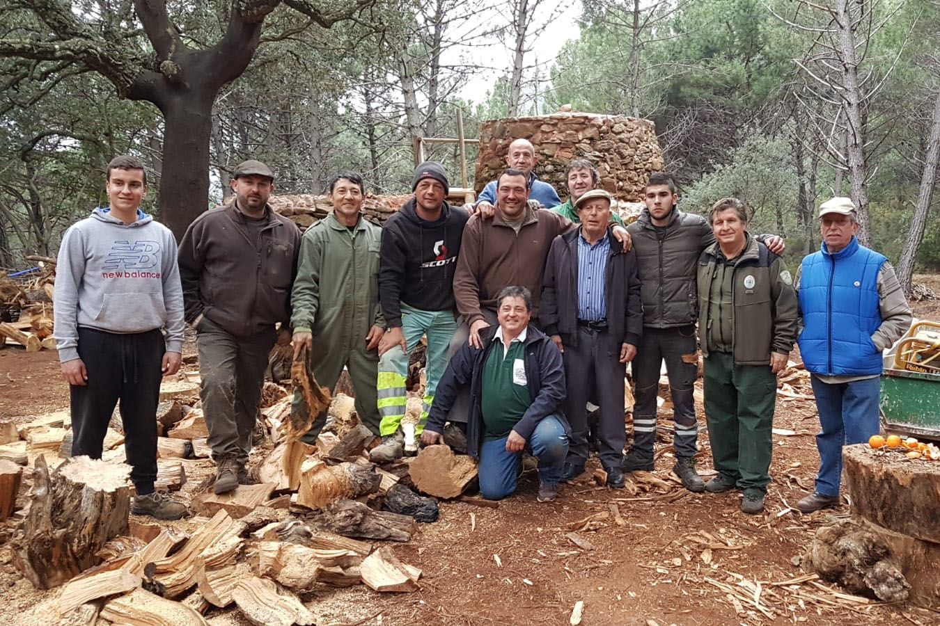 Horno de los Almárgenes (febrero de 2019)