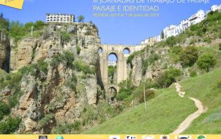 III Jornadas de Trabajo de Paisaje (Serranía de Ronda)