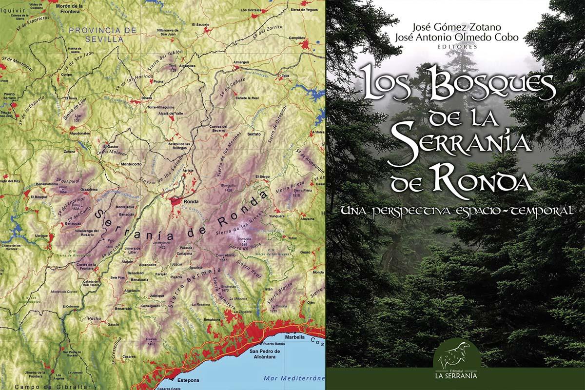 Los bosques de la Serranía de Ronda