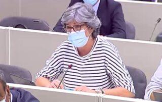 Debate en la Comisión de Transición Ecológico del Senado (16/6/2021)